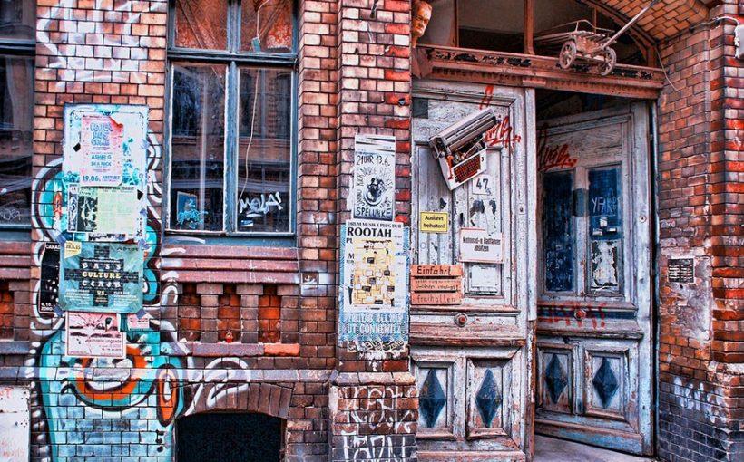 Städte in Deutschland: Leipzig, Graffitis