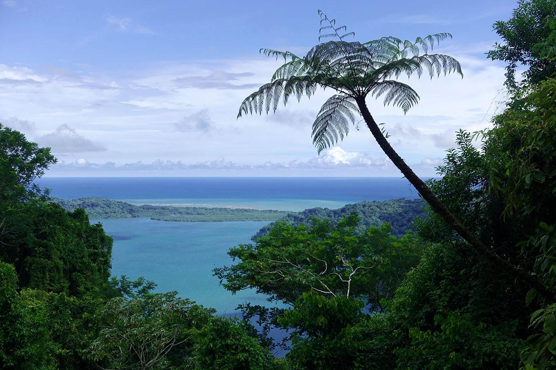 Interessante Texte auf Deutsch: Landschaft in Costa Rica