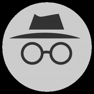 Satoshi Nakamoto, der Erfinder von Bitcoin als inkognito Gesicht